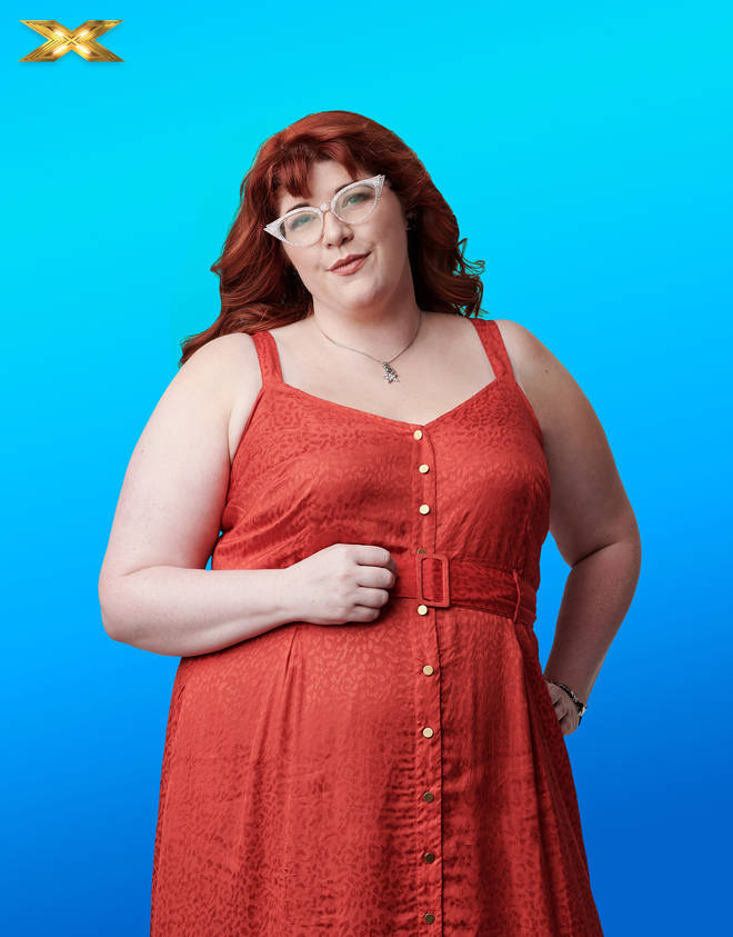 The X Factor Celebrity 2019: Jenny Ryan