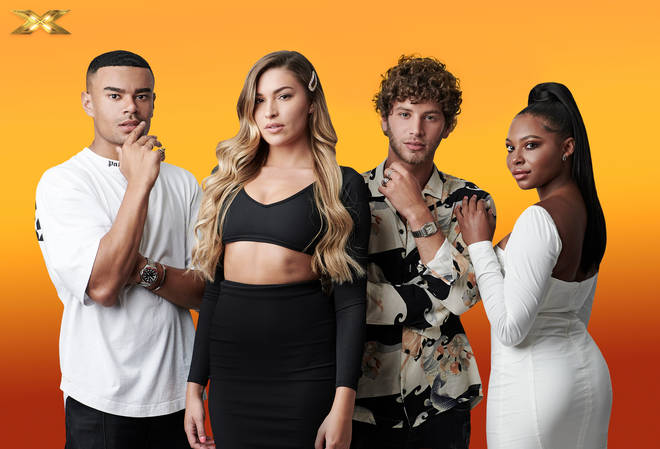 The X Factor Celebrity 2019: The Islanders