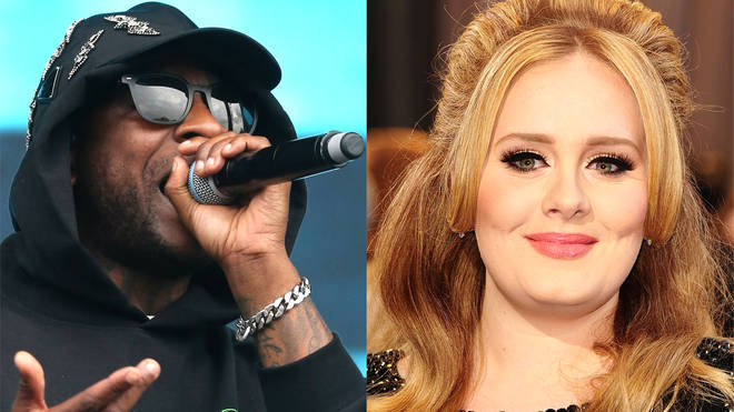 Skepta and Adele are reportedly dating