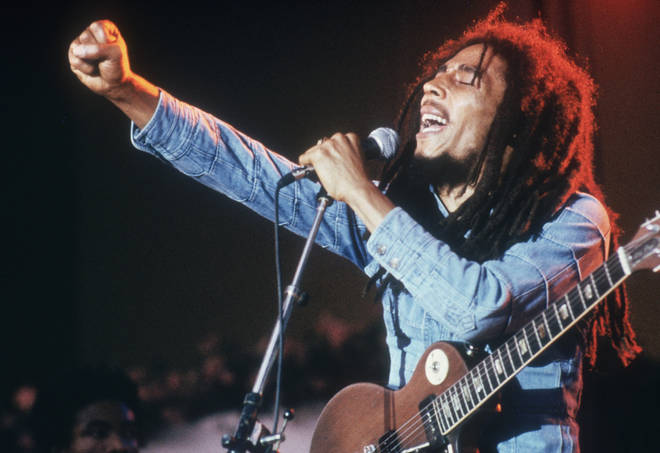 Bob Marley honoured with blue plaque