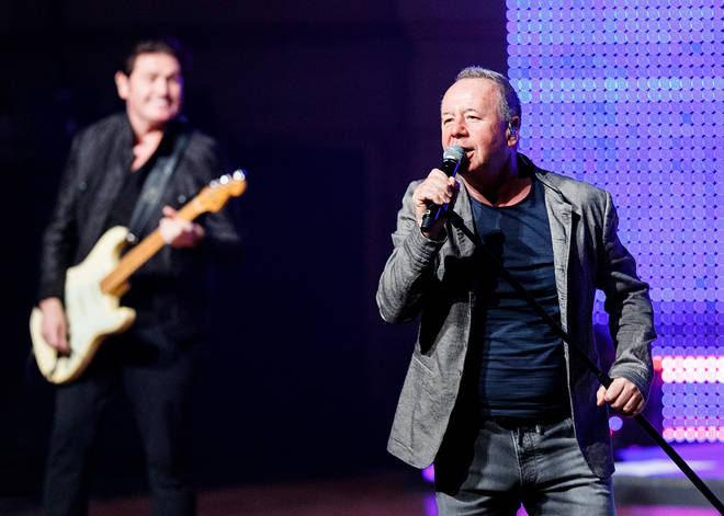Simple Minds UK and Europe 2020 tour
