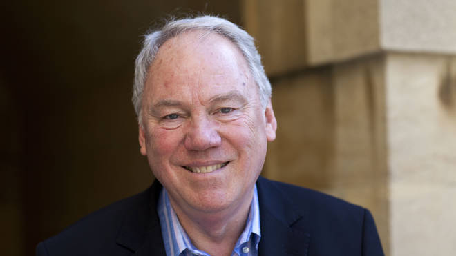 Peter Sissons in 2011