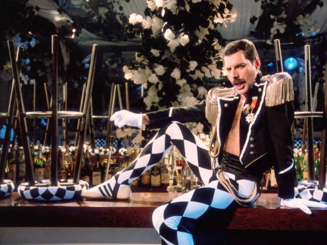 Freddie Mercury's banned 'Living On My Own' video has been remastered in HD