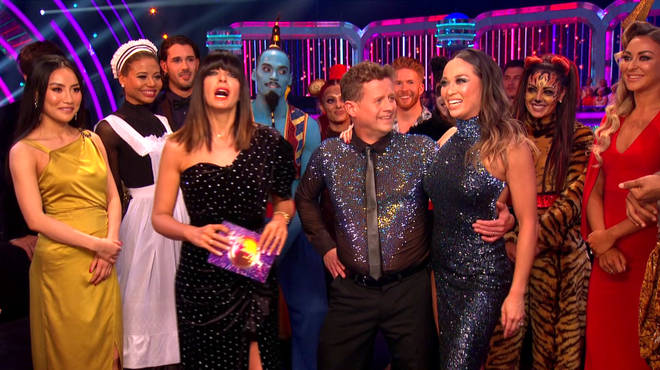 Strictly Come Dancing's Neil Jones clarifies 'laughing' at ex-wife Katya Jones' tumble