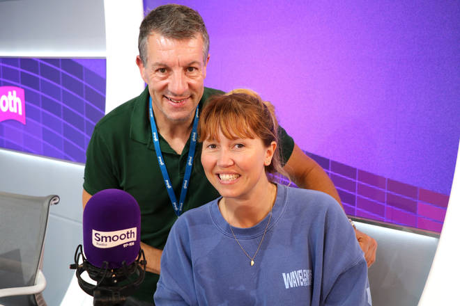 Kate Prince spoke to Smooth Radio's Paul Phear