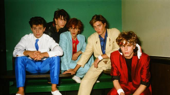Duran Duran in 1982