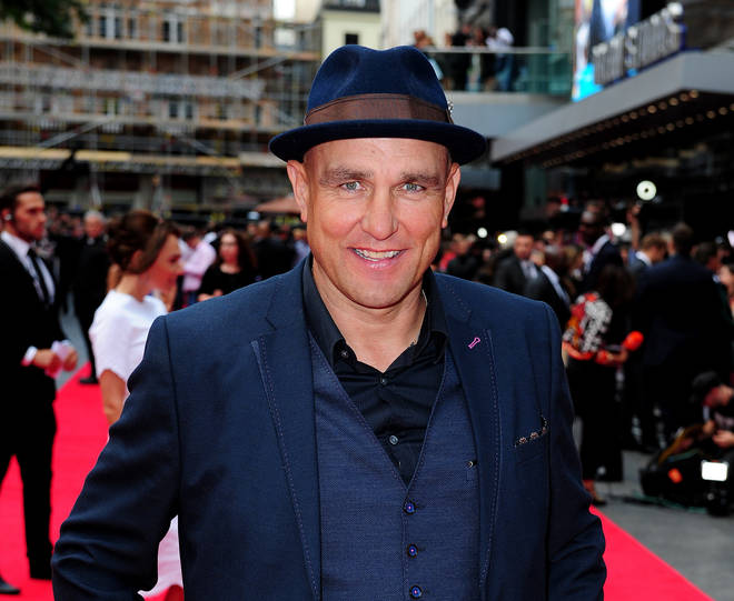 Vinnie Jones to take part in The X Factor Celebrity 2019