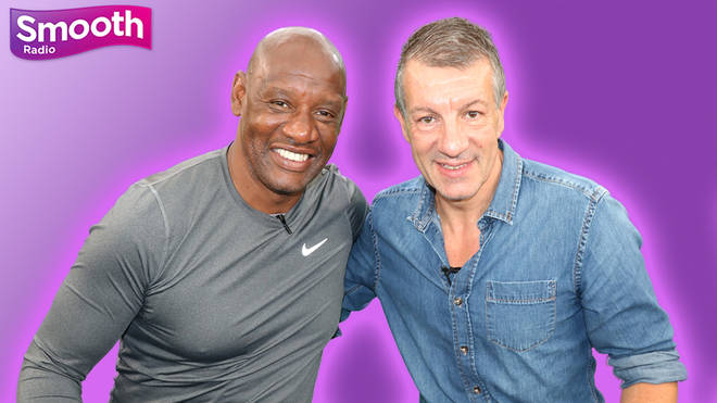 Paul Phear and Shaun Wallace