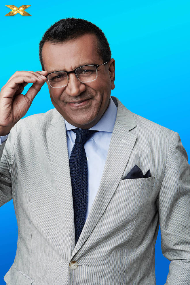The X Factor Celebrity 2019: Martin Bashir