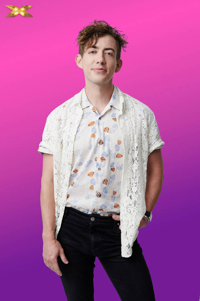 The X Factor Celebrity 2019: Kevin McHale