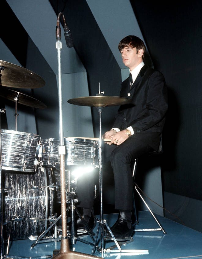 The Beatles: Ringo Starr