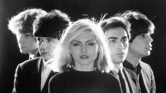 Blondie in 1976