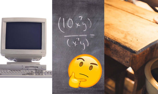 What decade did you go to school?