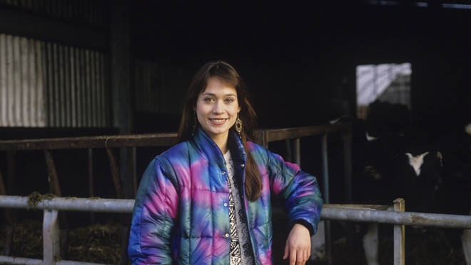 Leah Bracknell in 1989