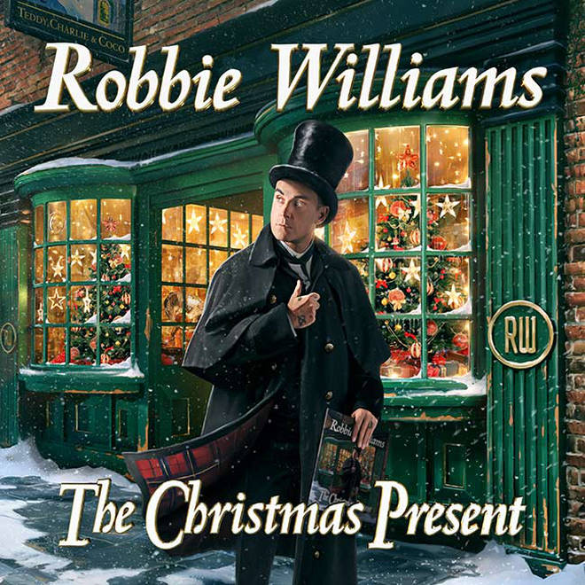 Robbie Williams Christmas album