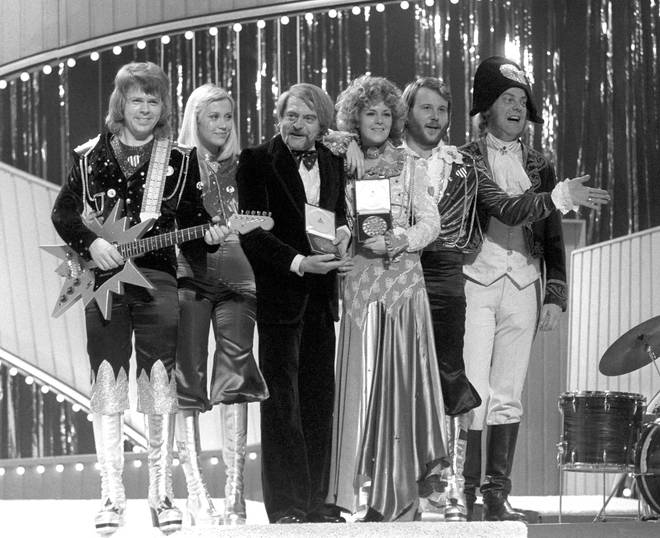 Eurovision Song Contest 1974: ABBA