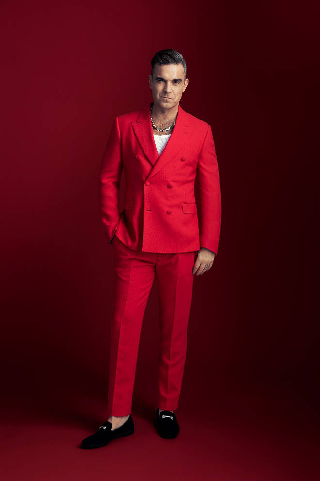 Robbie Williams announces 'The Robbie Williams Christmas Party' Wembley tour date