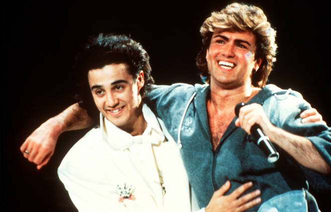 Wham! On Stage in 1985