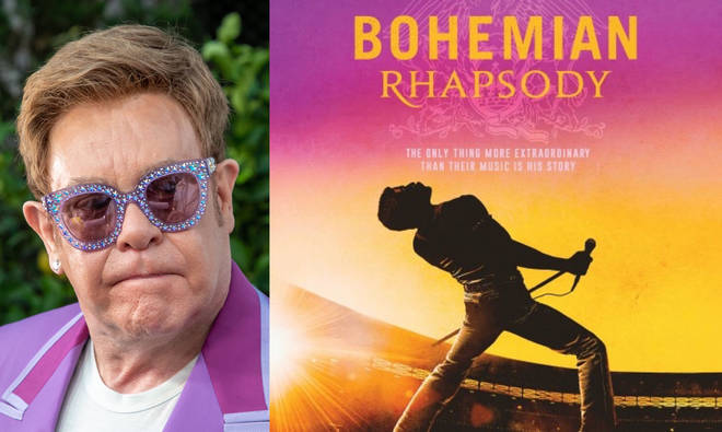 Elton John reveals why he won't watch Bohemian Rhapsody