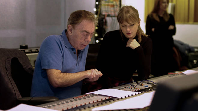 Taylor Swift and Andrew Lloyd Webber have written a new song for Cats