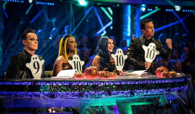 The Strictly Come Dancing 2019 judging panel