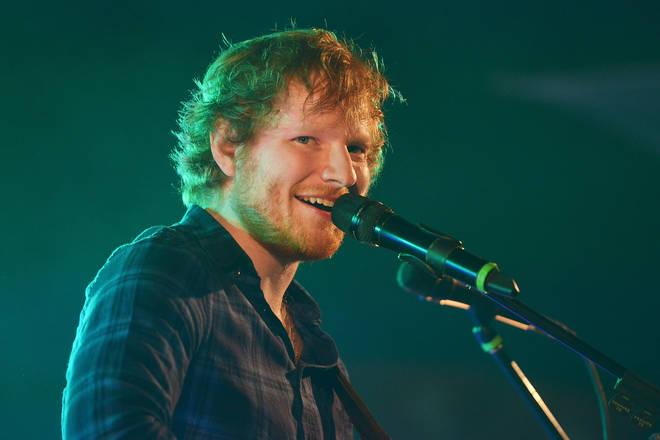 Ed Sheeran named richest celebrity in the UK under 30