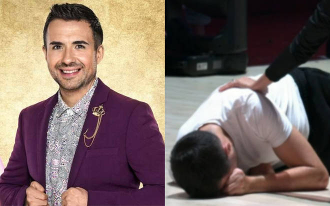 Will Bayley was injured on Strictly Come Dancing last week
