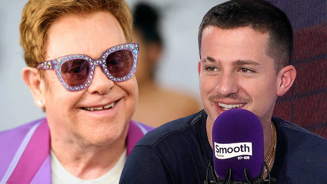 Charlie Puth wants to work with Sir Elton John