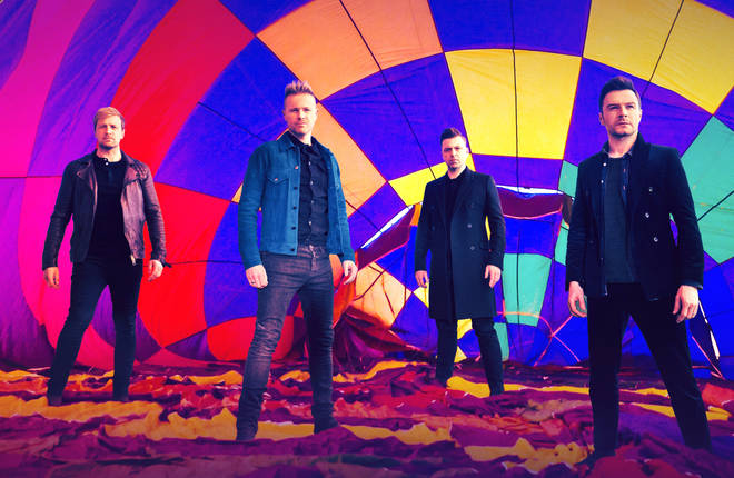 Westlife announce huge UK 'Stadiums in the Summer' 2020 tour