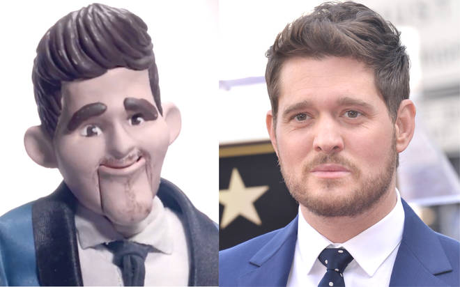 Michael Bublé unveils brand new recording and music video for 'White Christmas'