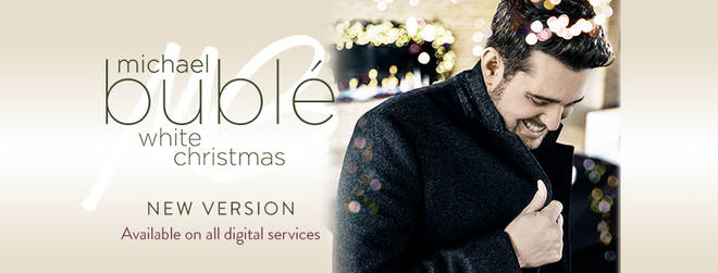 Michael Bublé's new version of 'White Christmas' is available now
