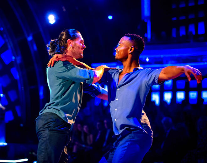Strictly Come Dancing 2019 dancer Johannes Radebe speaks out after second dance with Graziano Di Prima