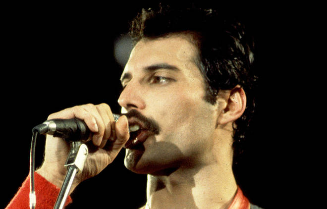 The moving photo was taken by Freddie Mercury's partner Jim Hutton