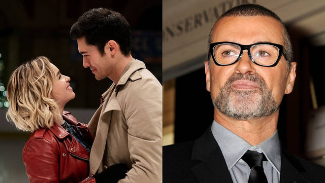 Last Christmas uses the music of George Michael and Wham!