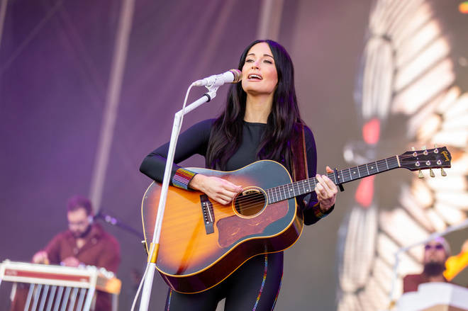 Kacey Musgraves performing