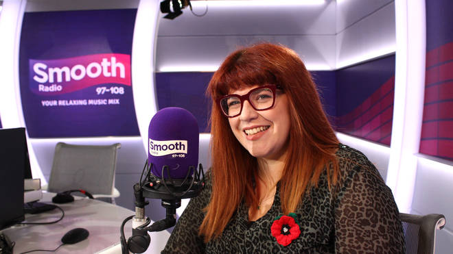 Jenny Ryan speaking to Smooth Radio