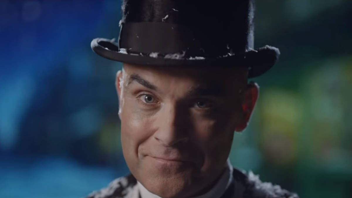Robbie Williams has released the best original Christmas song in years - Smooth Radio