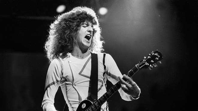 REO Speedwagon's Kevin Cronin in 1980