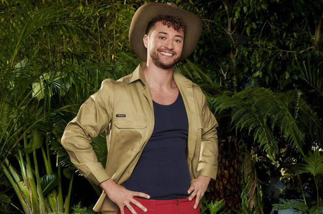 Myles Stephenson is taking part in I'm a Celebrity 2019