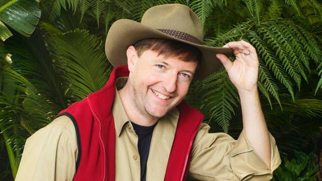 Andrew Maxwell is taking part in I'm a Celebrity 2019