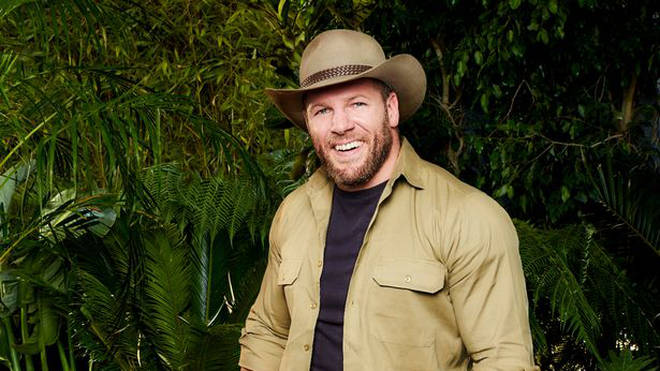 James Haskell is taking part in I'm a Celebrity 2019