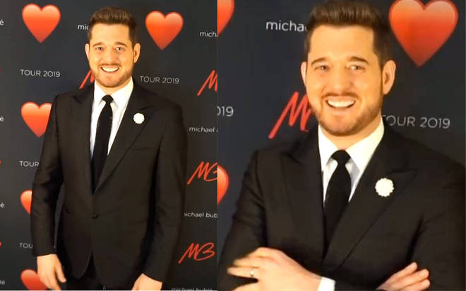 Michael Bublé to get his own wax figure at Madame Tussauds London