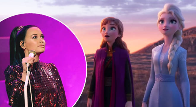 Country star Kacey Musgraves covered Frozen 2 song 'All Is Found'