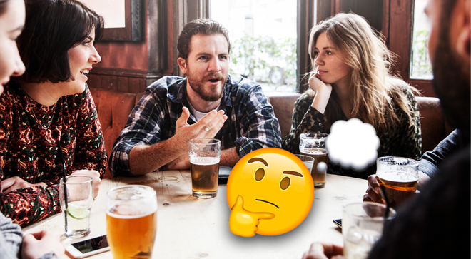 See if you can conquer our challenging pub quiz