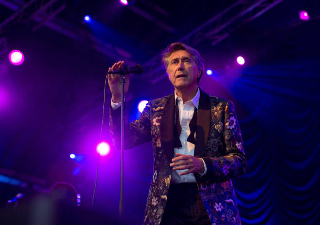 Bryan Ferry announces new album and 2020 UK tour