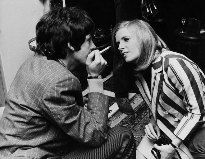 Linda McCartney and Paul McCartney first met in May 1967
