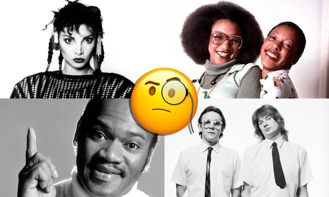 Can you name these one-hit wonders?