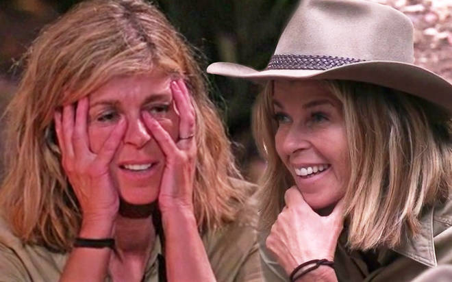 I'm A Celebrity 2019: Kate Garraway given the fright of her life in hilarious scene