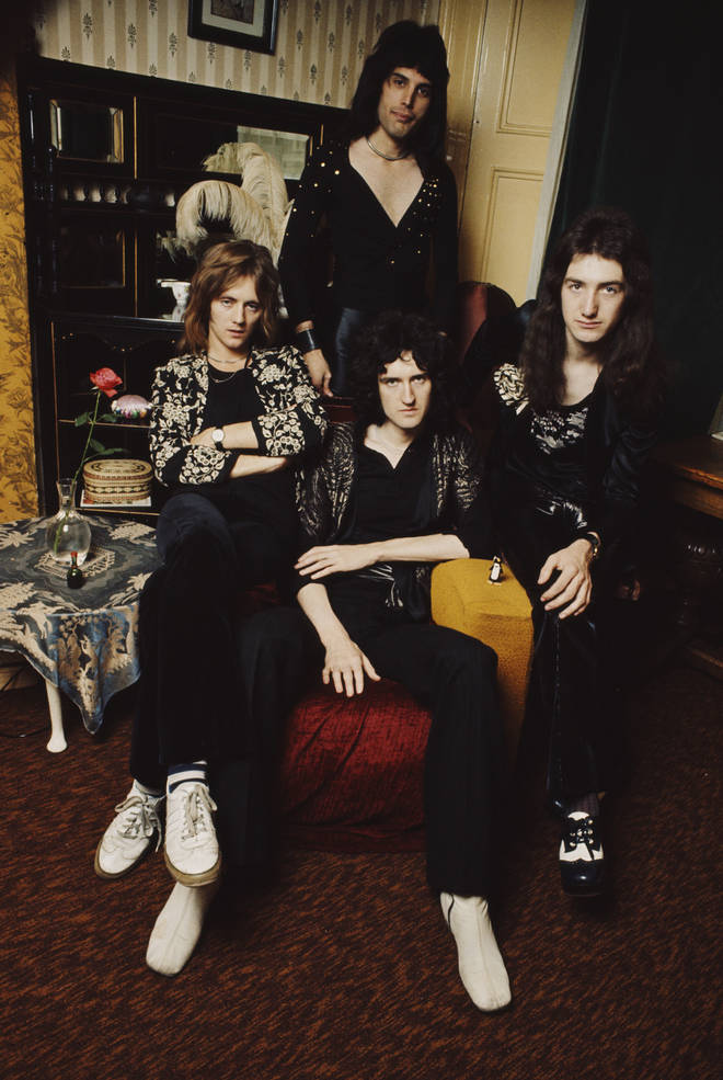Freddie joined Queen in 1970, six years after the film footage was shot
